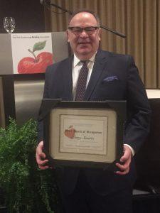 Heart of Reading Award